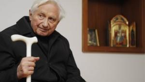 Georg Ratzinger bittet Opfer um Verzeihung