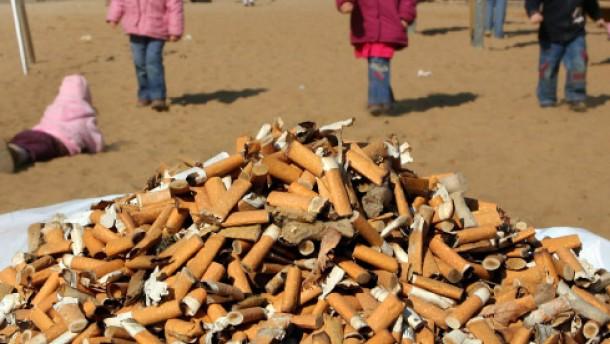 Spenden von der Tabakindustrie