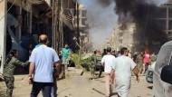 Mindestens 67 Tote bei IS-Anschlag auf Kurden