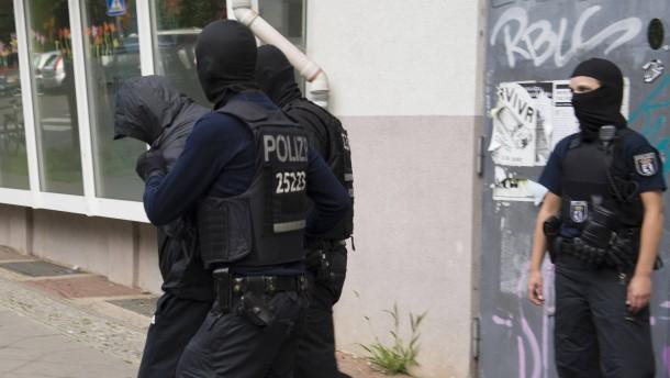 Bundesweite Razzia gegen Clankriminalität