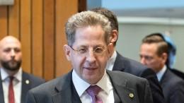 SPD mahnt Seehofer zu rascher Entscheidung im Fall Maaßen