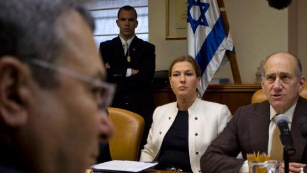 Barak: Israel plant keine weitere Vergeltung