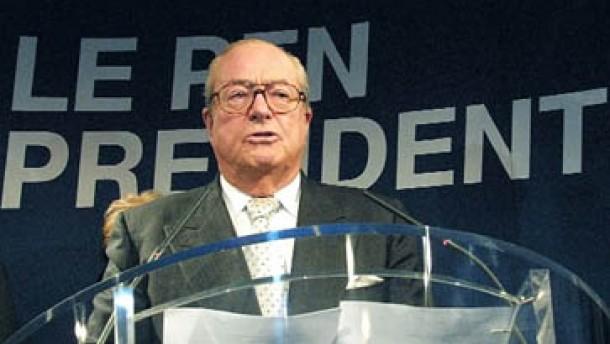 Le Pen, ein politischer Überlebenskünstler