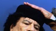 Gaddafi sucht die Aussöhnung mit Europa