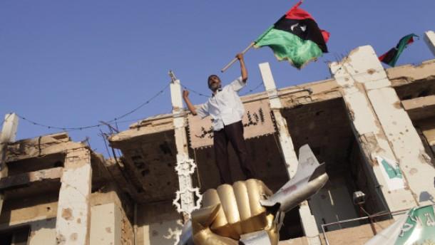 """Gaddafi: Kampf bis zum """"Märtyrertod oder Sieg"""""""