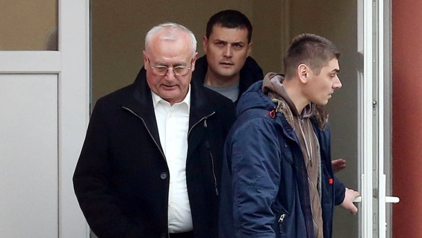 Auslieferung von Perković ungewiss
