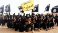 Amerikas Kampf gegen die IS-Propaganda