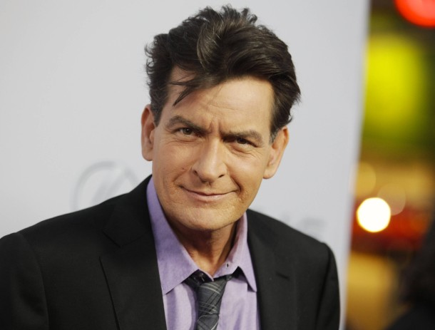 """Cast member Sheen poses at the premiere of """"Scary Movie 5"""" in Hollywood"""