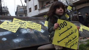 Hoffnung auf Waffenruhe für Homs