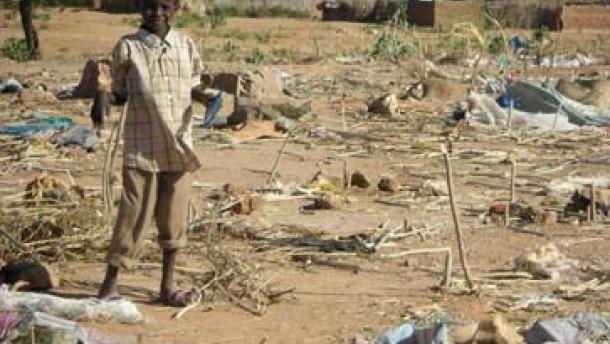 UN: Mehr als 180.000 Tote in Darfur