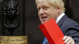 Boris Johnson bleibt Gerichtsverfahren erspart