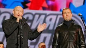Russen folgen Putins Willen