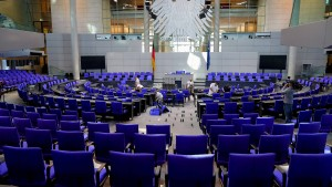 Das ungebremste Wachstum des Bundestags
