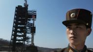 Die USA haben Nordkorea zum Verzicht auf weitere Raketen- oder Atomtests aufgefordert.