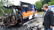 372 Autos in Berlin angezündet