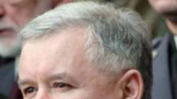 Kaczynski: Berlin ist völlig stur