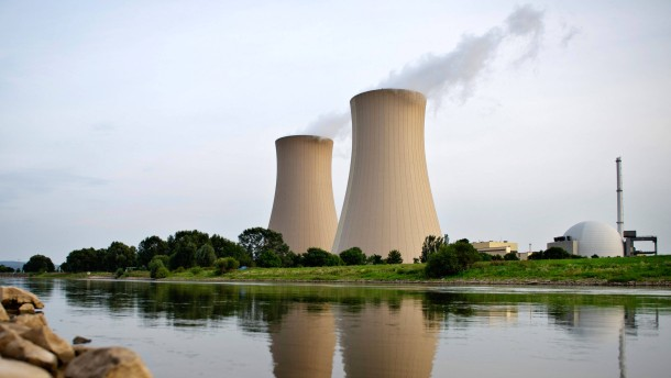Reaktor Grohnde bleibt abgeschaltet