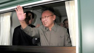 Kim Jong-il offenbar in China