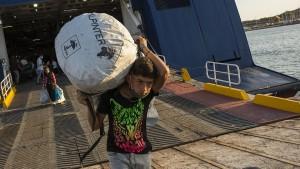 Vereinte Nationen fürchten um Bildung von Flüchtlingskindern