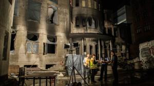 Staatsschutz ermittelt nach Moschee-Brand