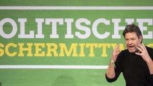 Habeck: Krise der Union gefährlich für Deutschland