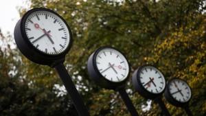 Europa und die Zeit