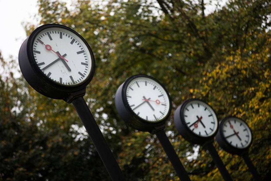 Uhrenpark Düsseldorf