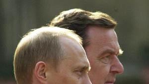 Putin fordert gleichberechtigten Platz für Russland in Europa