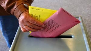 Geistig Behinderte erhalten Wahlrecht