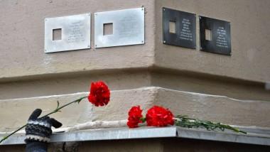 Letzte Adresse: Gedenktafeln in der Dolgorukowskaja Straße in Moskau