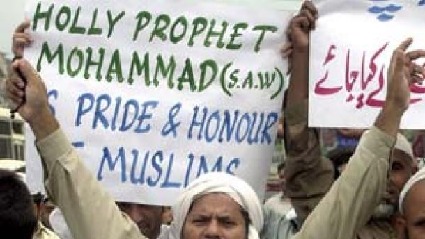 Islamische Staaten fordern Entschuldigung Benedikts