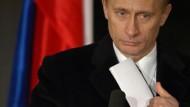 Wladimir Putin: Wahlerfolg nicht gefährdet