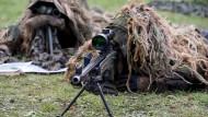 Deutsche Soldaten vertrauen ihren Waffen nicht mehr