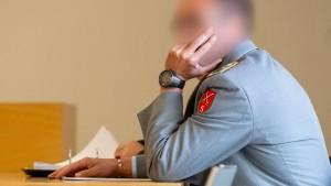 Prozess gegen Bundeswehr-Ausbilder eingestellt