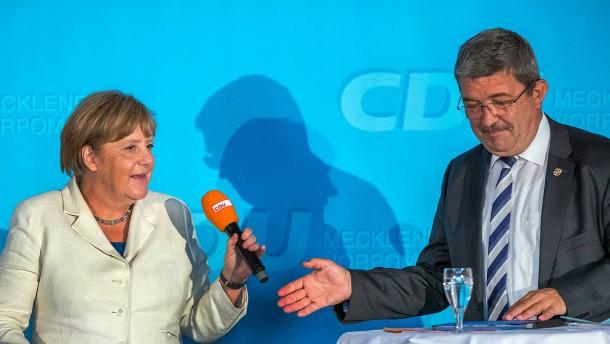 Warum Merkels CDU ein Debakel droht