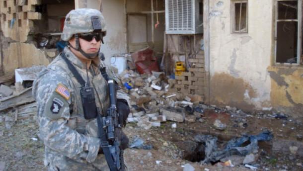 Amerikanische Soldaten von irakischem Kollegen erschossen
