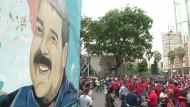 Verhärtete Fronten in Venezuela