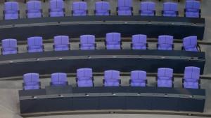Koalition gegen Gesetz für Wechsel in die Wirtschaft