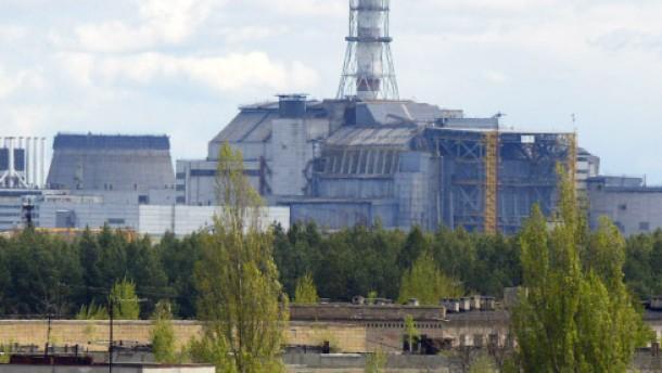 Der große Bogen von Tschernobyl