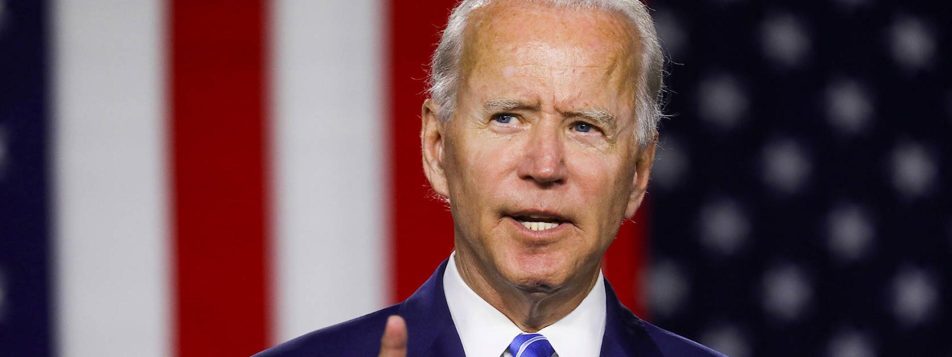 Wie links ist Joe Biden?