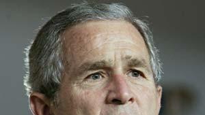Bush warnt Pjöngjang