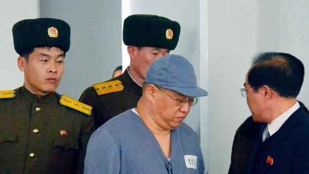 Nordkorea lädt amerikanischen Gesandten wieder aus