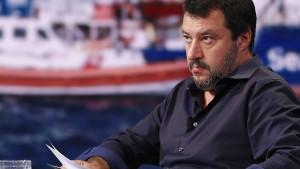 Der gefährliche Matteo Salvini