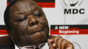 Regime lobt Tsvangirais Regierungseintritt