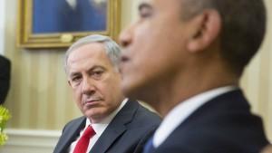 Republikaner verärgern Obama mit Einladung Netanjahus
