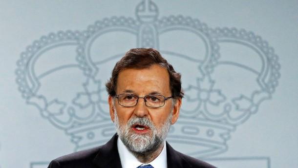 Rajoy setzt neuen katalanischen Polizeichef ein