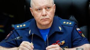 Leiter des russischen Militärgeheimdienstes tot