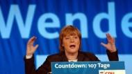 Angela Merkel: Nach der Wende an die Spitze der CDU