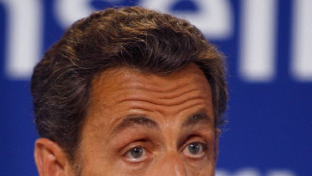 Sarkozys Kontrollverlust