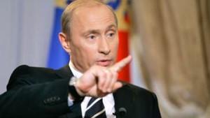 Putins Schelte vor dem G-8-Gipfel